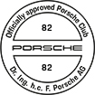 Officially approved Porsche Club 82